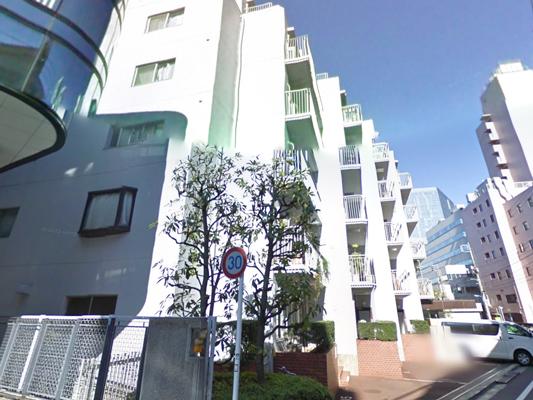 西新宿ハウス 概観