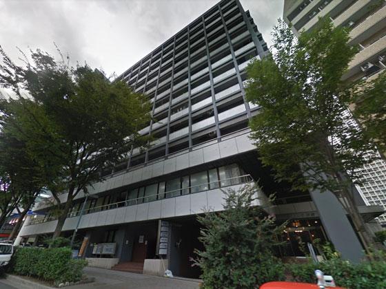 ストークマンション新宿 概観