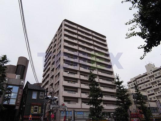高円寺サマリヤマンション 概観