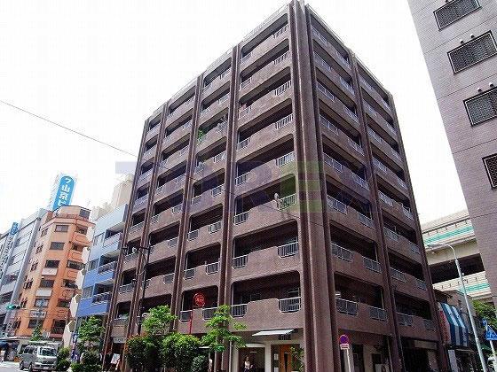 セブンスターマンション第2日本橋 概観