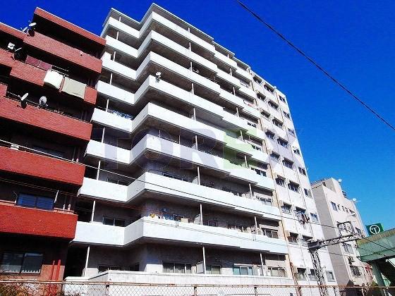 幡ヶ谷コーエイマンション 概観