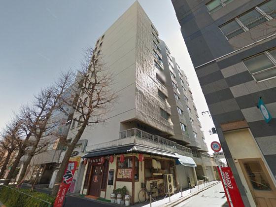 メトロ新高円寺マンション 概観