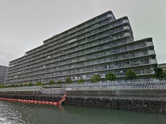 ニューライフマンション木場 概観