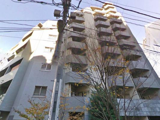 デュオ・スカーラ新宿Ⅱ 概観
