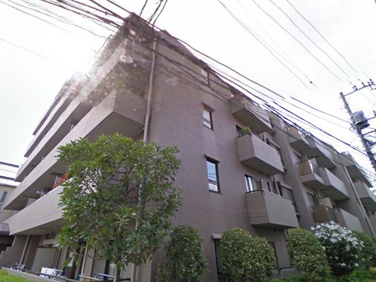 イトーピア幡ヶ谷 概観