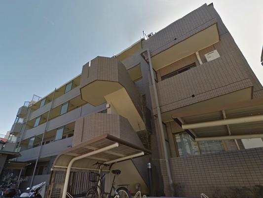 サンマンションアトレ新宿戸山 概観