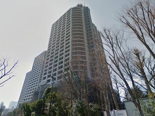 西戸山タワーホウムズノースタワー 概観