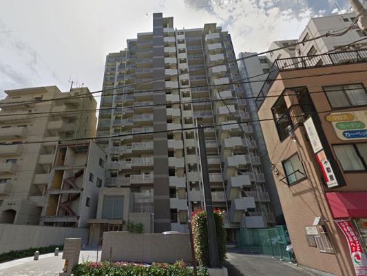 パークハウス新宿若松町 概観