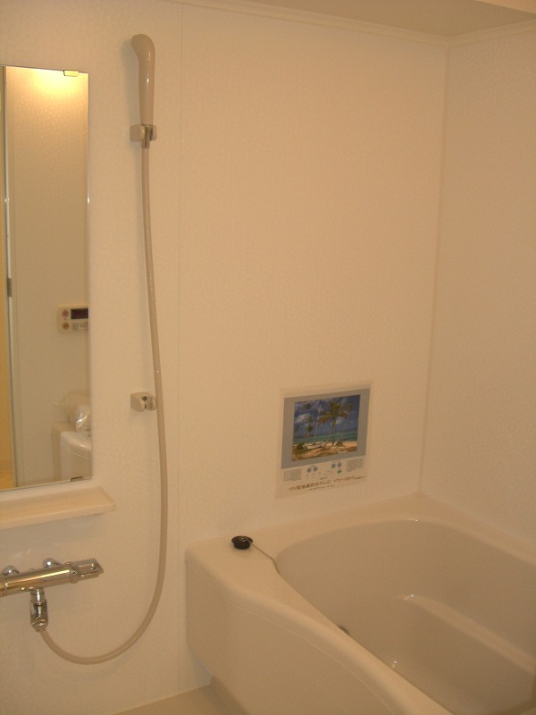 マンション旗の台 浴室