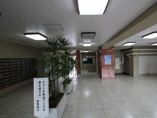 東武大師前サンライトマンション3号館 概観