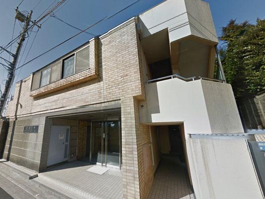 新高円寺サマリヤマンション 概観
