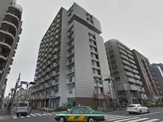中野スカイマンション 概観