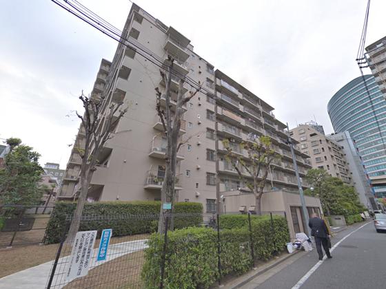 飯田橋第一パークファミリア 概観