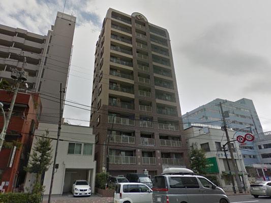 シーズスクエア菊川 概観