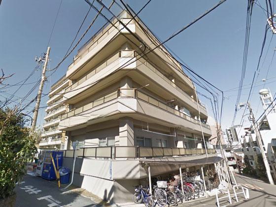 オリエンタル新宿コーポラス 概観