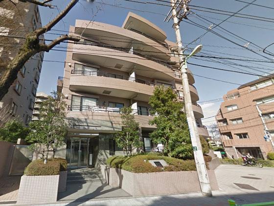 世田谷桜丘シティハウス 概観