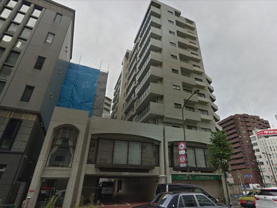 新宿内藤町ハウス 概観