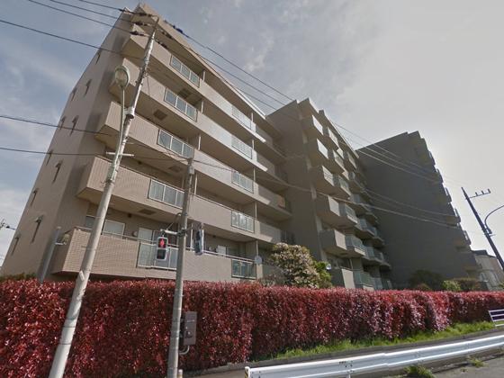 多摩川南パークハウス 概観
