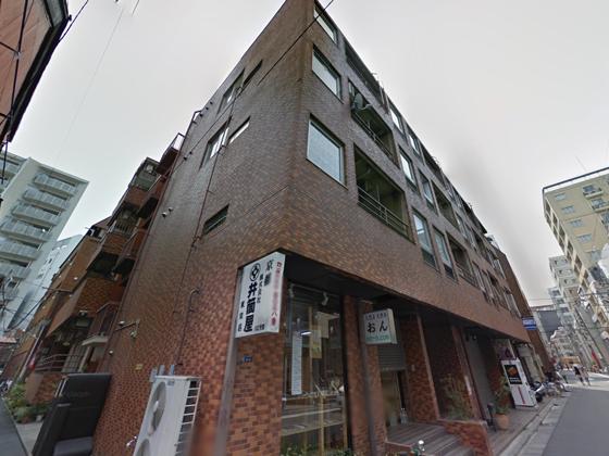 パレ・ドール日本橋 概観