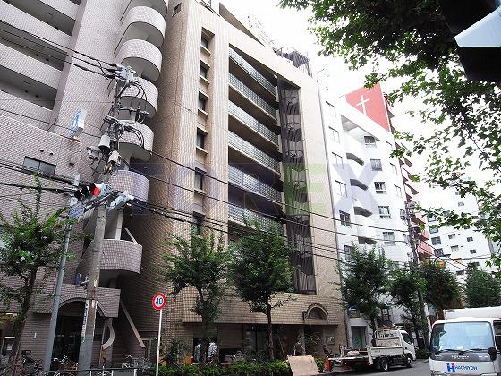 ライオンズマンション三軒茶屋NAKAMURA 概観